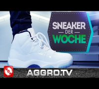 JORDAN 11 'LEGEND BLUE' - SNEAKER DER WOCHE - TURNSCHUH.TV (OFFICIAL HD VERSION AGGROTV)
