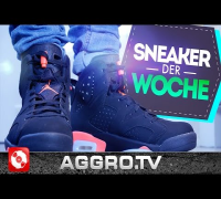 JORDAN 6 BLACK/ INFRARED - SNEAKER DER WOCHE - TURNSCHUH.TV (OFFICIAL HD VERSION AGGROTV)