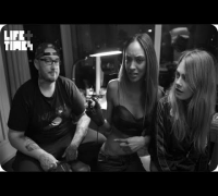 Jourdan Dunn & Cara Delevingne Take A Trip To Bang Bang Tattoos - WELL DUNN With Jourdan Dunn