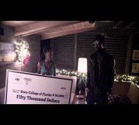 Juicy J selects the winner of the $50,000 Scholarship Contest
