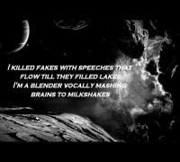 K-Rino - Madness (Lyrics)