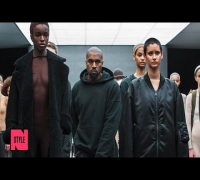 Kanye's Yeezy Boosts, Crying North West, and Other Highlights From New York Fashion Week 2015