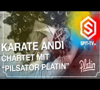 """Karate Andi chartet in den Top 30 mit """"Pilsator Platin"""""""