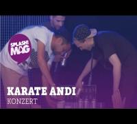 Karate Andi live (splash! 2014)