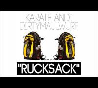 Karate Andi x DirtyMaulwurf - Rucksack | TBKA 0905