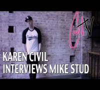 Karen Civil Interviews Mike Stud for #CivilTV