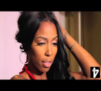 Kash Doll sexy Christmas Photoshoot for 4shoMag.com