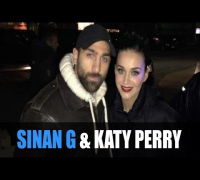 KATY PERRY - RAPPER TOUCHED HER ASS - SINAN G - TV STRASSENSOUND ON POINT