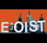 KC Rebell feat. Kollegah & Majoe EGOIST RMX  [  official Video ] prod. by Juh-Dee