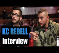 KC REBELL INTERVIEW: REBELLUTION, HAYVAN, SUMMER CEM, FARID BANG, KANAX IN MOSKAU, HERZBLUT, BANGER