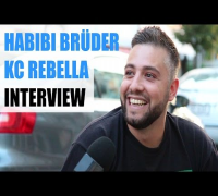 KC REBELLA (HABIBI BRÜDER) - INTERVIEW: BIST DU EIN HIER?, FLER, AL GEAR, BUDDY OGÜN, KC REBELL