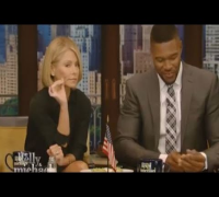 Kelly Ripa Doesn't Think 5.5 Inches Is Big Enough! (Dick Jokes Live On TV)