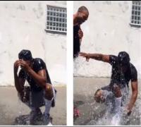 Kendrick Lamar ALS Ice Bucket Challenge (Nominates Serena Williams Ellen DeGeneres Samuel L Jackson)