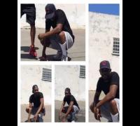 Kendrick Lamar #ALSICEBUCKETCHALLENGE