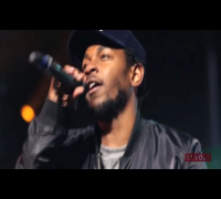 Kendrick Lamar - 'Money Trees' [Cleveland Cavaliers Fan Fest]