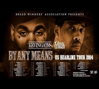 Kevin Gates By Any Means Tour (Promo)