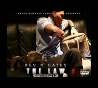 Kevin Gates - The Law (Produced By Millz & Zar)