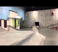 Kevin Tierney At The Berrics Filmed By Black Dave