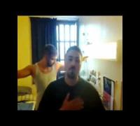 Kianush - Häftling & Peyman Acapella (JVA Videoaufnahmen) Undercover !!! prod. by Kianush