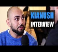 KIANUSH INTERVIEW: Benefiz, Solo Album, Pa Sports, Warum Gefängnis, Desperadoz, Schweiz, Kettensäge