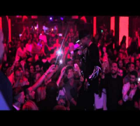 "Kid Ink Performs ""Body Language"" for The 1st Time in Paris"
