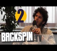 "Kid Simius ""Am Ende geht's nur um die Musik"" (Interview 2/2) | BACKSPIN TV"