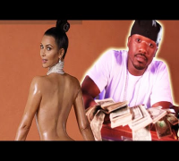 Kim Kardashian Breaks the Internet and RAY J GETS PAID??