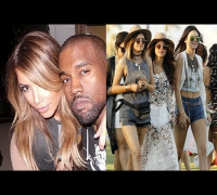KIMYE'S SECRET WEDDING   SELENA CUTS OFF THE JENNER SISTERS! - ADD Presents: The Drop