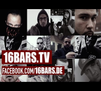 King Amx feat. B-Tight, Chefket, Massaka, Big Baba, Mc Bogy u.v.m. - 030 Hauptstadt (16BARS.TV)