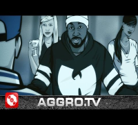 KING KEIL FEAT GHOSTFACE KILLAH & DJ FAST CUT - DOPEBARON (OFFICIAL HD VERSION AGGROTV)