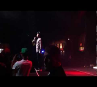 King Mez Performing LIVE at The Dollar & A Dream Show Presented By J.Cole & Dreamville