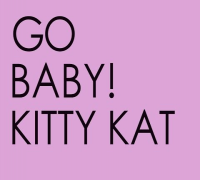 KITTY KAT - Go Baby ( Freetrack / Funtrack ) Prod. by Kitty Kat DEMO VERSION