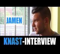 KNAST INTERVIEW - Jamen über Xatar, Überfälle, JVA, Bushido, Rap, Gefängnis, Dusche, Sex Im Knast