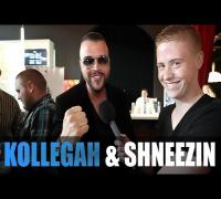 KOLLEGAH & 257ers INTERVIEW: FUSSNAGEL, SHNEEZIN, LeFloid DISS, PLATIN, JBG3, JOKO & KLAAS FICKEN