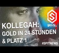 """Kollegah auf Platz 1 der Album-Charts mit """"King"""" & Farid Bang mit """"Asphalt Massaka 3"""""""