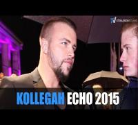 KOLLEGAH beim ECHO 2015, Neues Album, 2 Echo's gewonnen, Cro, Prinz Pi - TV Strassensound