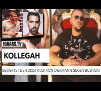 Kollegah bewertet den Disstrack von Kai Diekmann gegen Bushido (16BARS.TV)