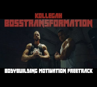 KOLLEGAH - BOSSTRANSFORMATION Musikvideo (Bodybuilding Motivation Freetrack)