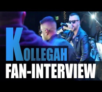 KOLLEGAH FAN INTERVIEW: KING, PLATIN, WAT IS DENN LOS, KING OF RAP, SALAT, #1, FARID BANG; MAJOE