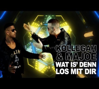 Kollegah & Majoe - Wat is' denn los mit dir (OFFICIAL HQ)