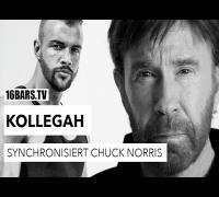 Kollegah synchronisiert Chuck Norris (16BARS.TV)