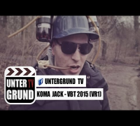 Koma Jack - VBT 2015 VR1 (OFFICIAL HD VERSION)