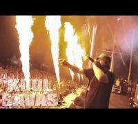 "Kool Savas ""Out4Fame Festival"" Videoblog"