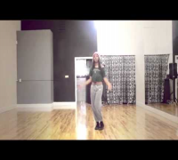 Krayzie Bone's daughter Destiny dance practice