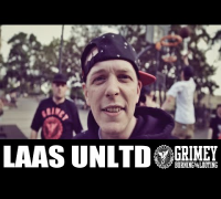 "LAAS UNLTD  - ""CUFFIN SEASON RMX"" (OFFICIAL HD VERSION GRIMEY)"