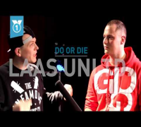 "Laas Unltd. vs. HipHop.de | ""DO OR DIE"" TRAILER"