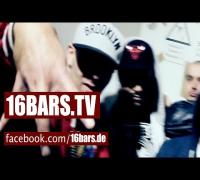 Lakmann, Al Kareem, MarvinGame & Rapsta - 4 Gewinnt (16BARS.TV PREMIERE)