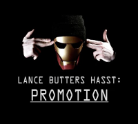 LANCE BUTTERS HASST: Promotion (4/8)