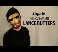 """LANCE BUTTERS über """"Blaow"""", Cro und Majorlabels (rap.de-TV)"""