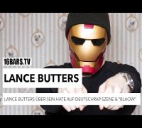 """Lance Butters über seinen Studiobericht, die Deutschrap-Szene & """"BLAOW"""" (16BARS.TV)"""